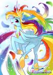 Princess Rainbow Dash