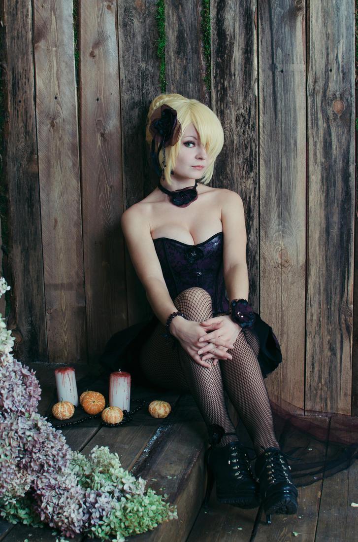 Hildegard (Halloween)_5 by AngieVaria