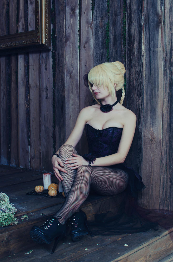Hildegard (Halloween)_6 by AngieVaria