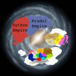 Galaxy map of Darksphere
