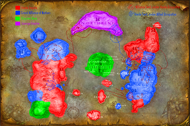 Post cataclysm political map by generalhelghast on deviantart post cataclysm political map by generalhelghast gumiabroncs Images
