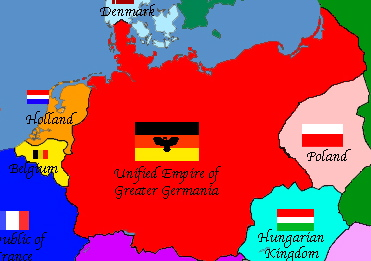 Map of my Greater Germania by GeneralHelghast on DeviantArt
