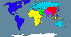 Map of the New World Order