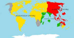 Pre-sumerian ancient world