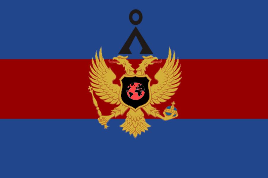 Flag of GAFN by GeneralHelghast