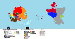 Gears of War Sera map by GeneralHelghast