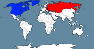 Vanquish World Map by GeneralHelghast