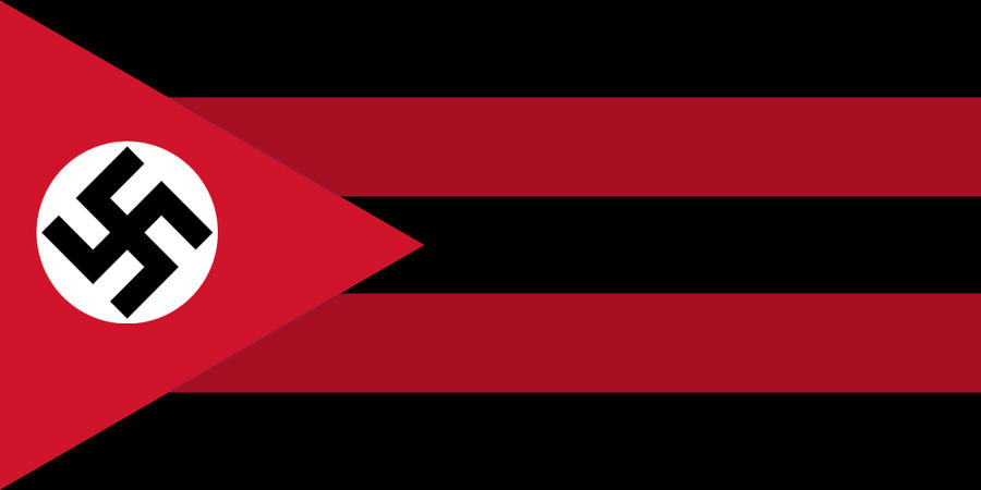 Flag of Nazi Occupied America 2 by GeneralHelghast