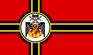 Federal Earth Empire Flag