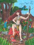 Jungle Yoko: Queen of Prehistora 10
