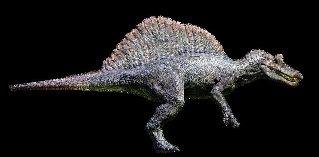 JP III Spinosaurus Revisited by GeneralHelghast on DeviantArt