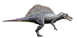 JP III Spinosaurus Revisited