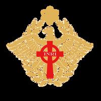 Darwinist Catholic Roman Symbol/Emblem by GeneralHelghast