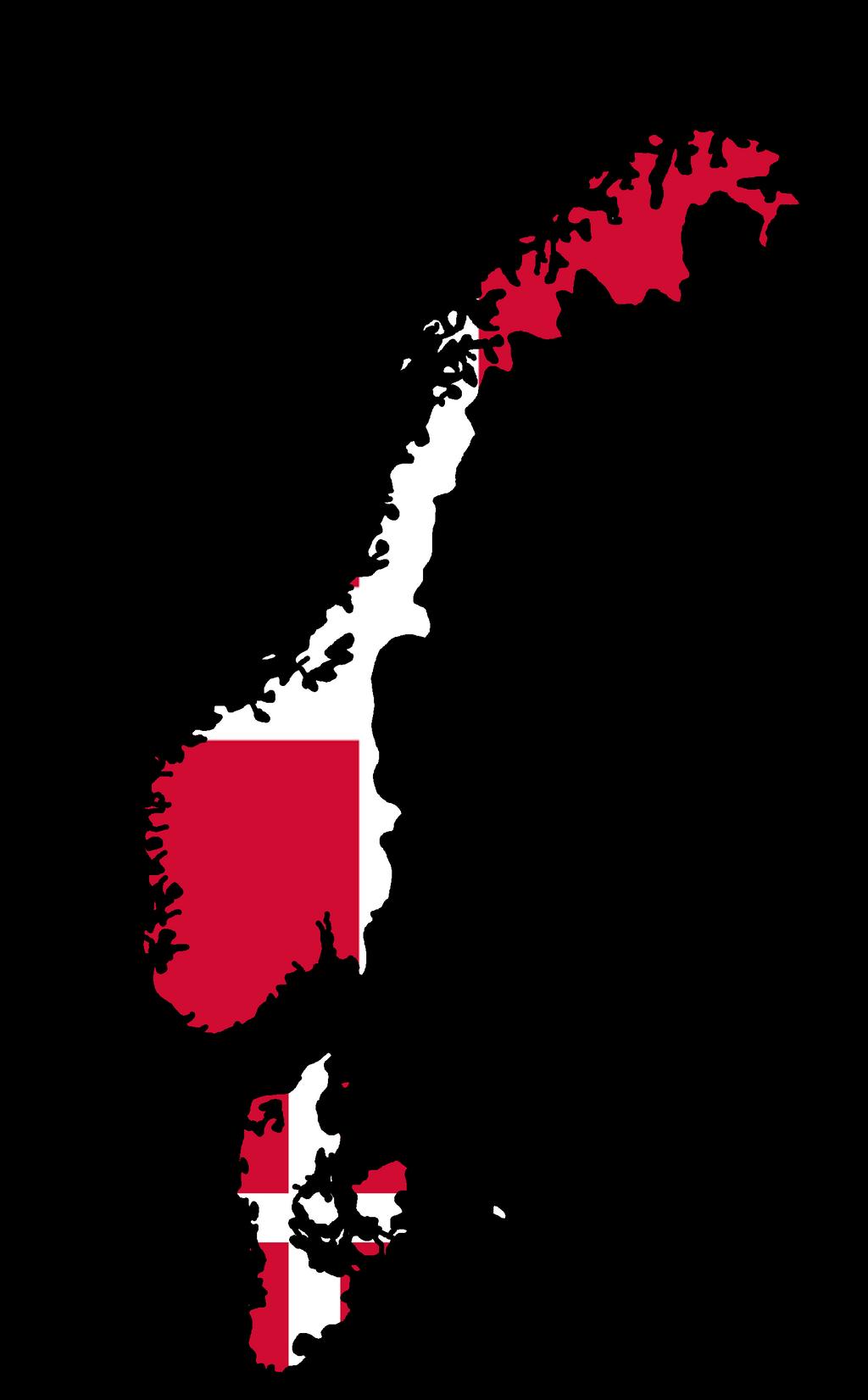 greater denmark flag map by generalhelghast on deviantart