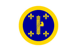 Alternate History-Flag of Ultraroyalist France by GeneralHelghast