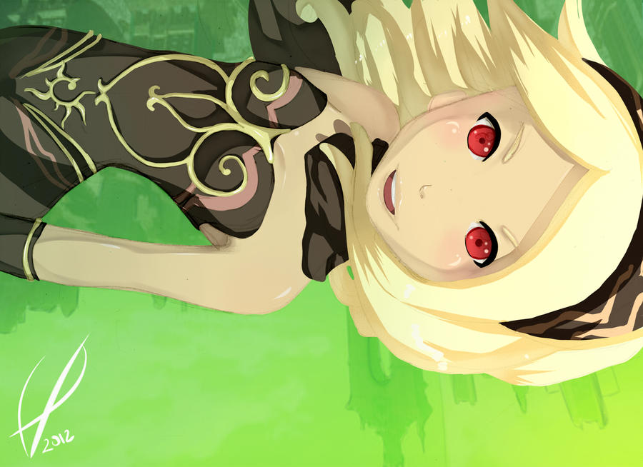 Gravity Rush by toffie-tiger