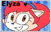 Elyza Stamp! by ElyzaHere
