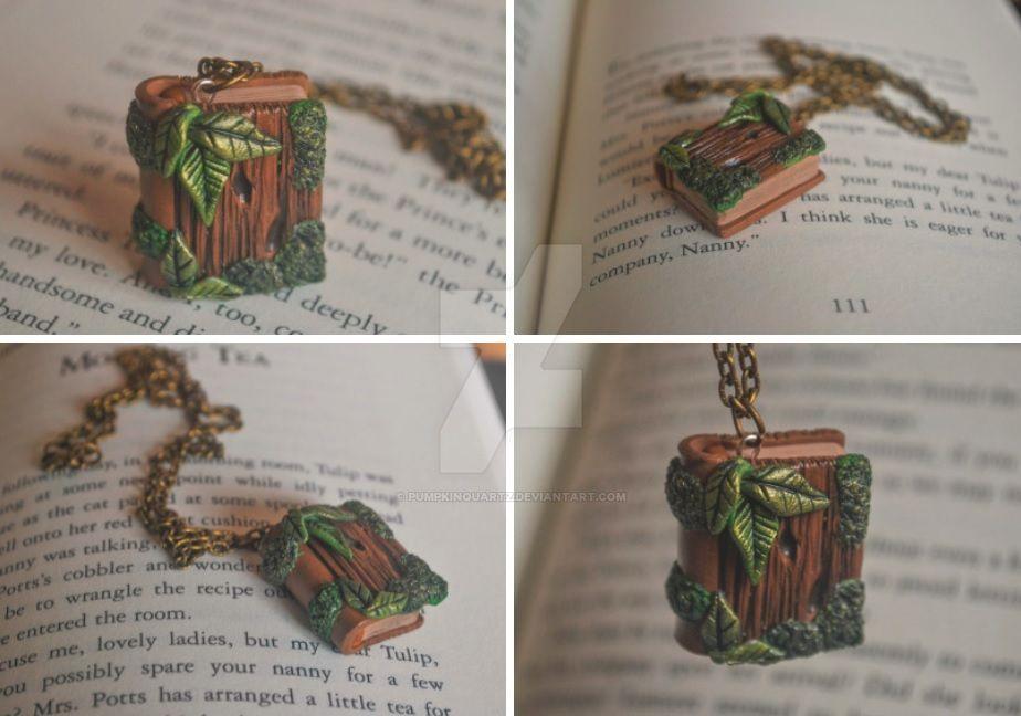 Book of Earth by PumpkinQuartz