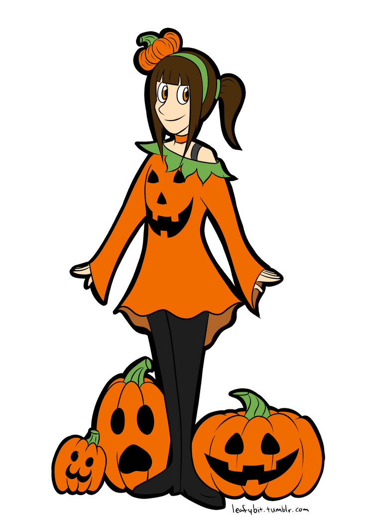 Pumpkin with style by PumpkinQuartz