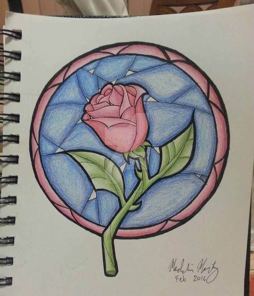 Enchanted Rose by PumpkinQuartz