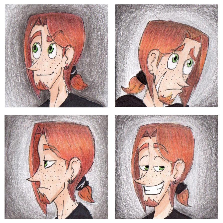 Still stupid redhead by PumpkinQuartz