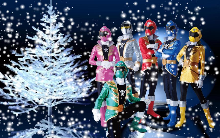 Kaizoku Sentai Gokaiger Christmas by ShoguN86 on DeviantArt