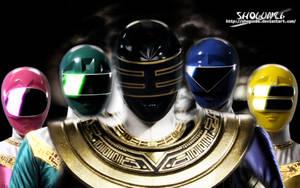 Sentai Ohranger by ShoguN86