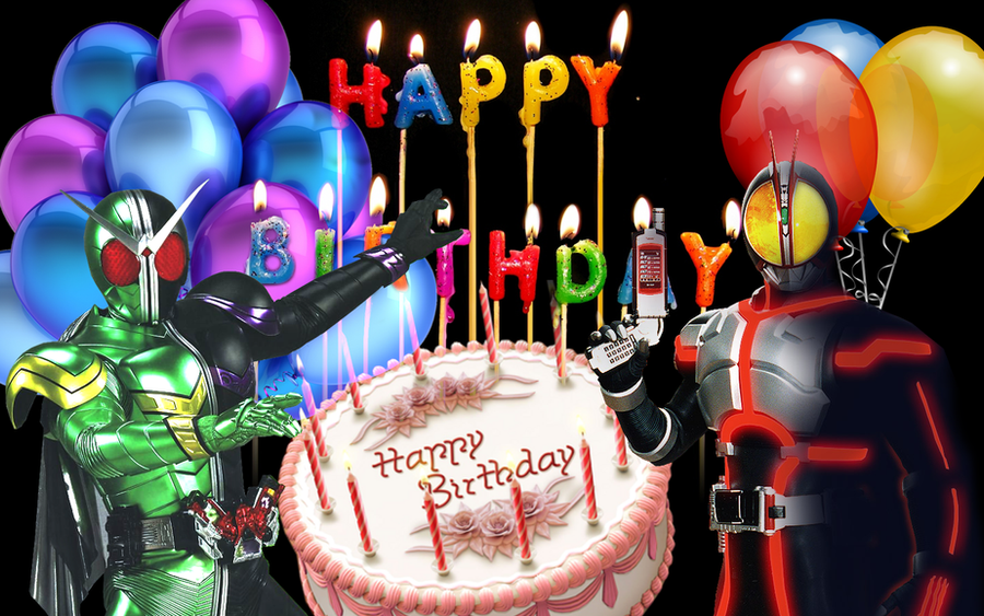 Le topic ANNIVERSAIRE - Page 41 Kamen_rider_birthday_by_shogun86-d4jnrbj