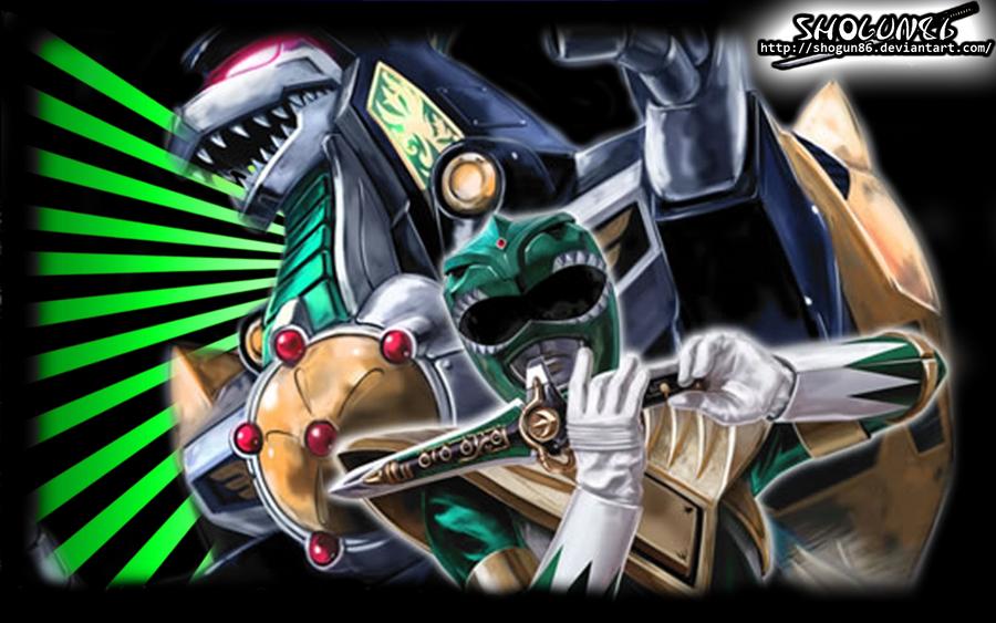 Dragon Ranger Wallpaper 1 By ShoguN86