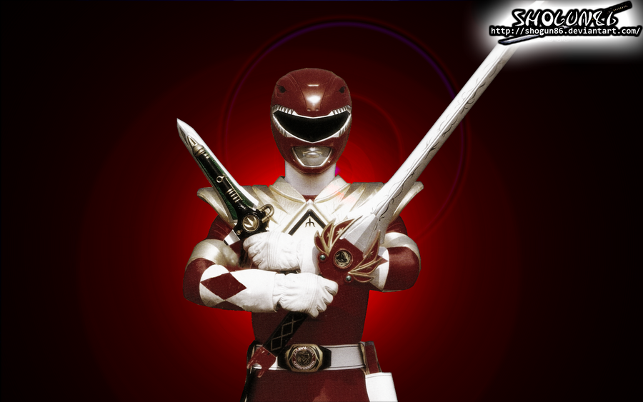 red ranger wallpaper - photo #13