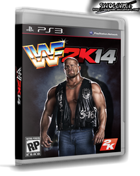WWE 2K14 Stone Cold Cover by ShoguN86