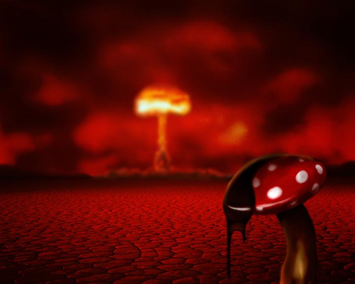 Mushroom by BanderbearDesign