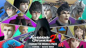[Xenoblade 2] - Models Pack #1 (Torna + Aegis War)