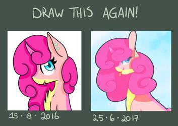 draw this again - bubblegum by doodledlott