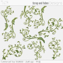 Leafy Swirls 2