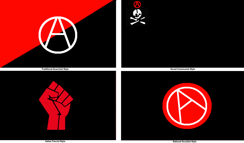 the links between progressive dialectical materialist islamo fascism and post national anarcho syndi In his youth he had devoured the thoughts of the anarcho a tendency to link together fascism  and the pre- sumed differences between our two national.