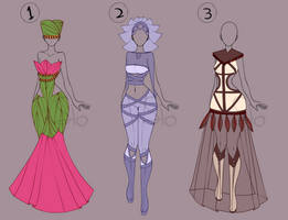 07 | Outfit Design Adopts - [OPEN] by Llamarsio
