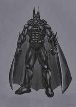 Chalky Batman