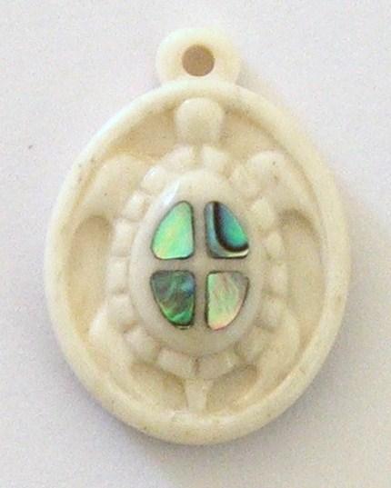 turtle pendant by savagewerx