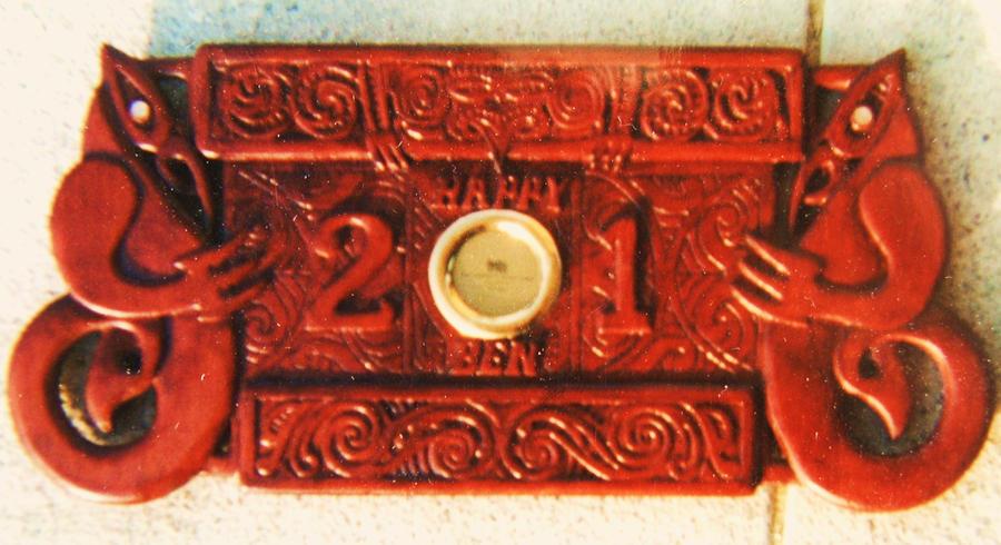 maori 21st key by savagewerx