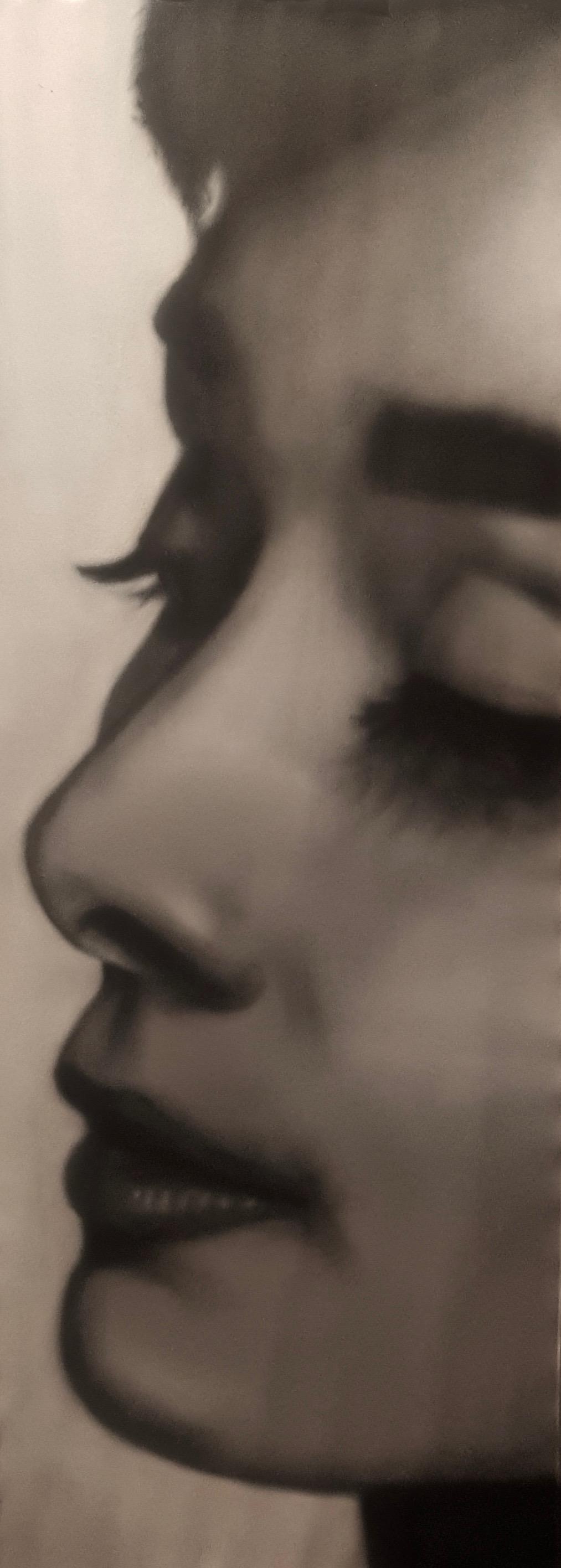 Audrey Hepburn portrait by savagewerx