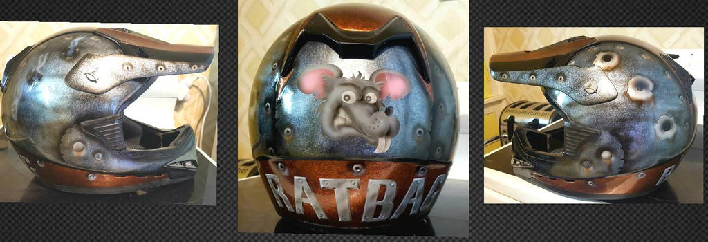 another helmet by savagewerx
