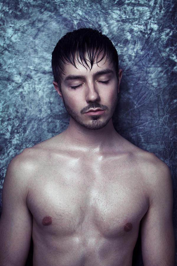 Freezing Consciousness. by JakeHegel