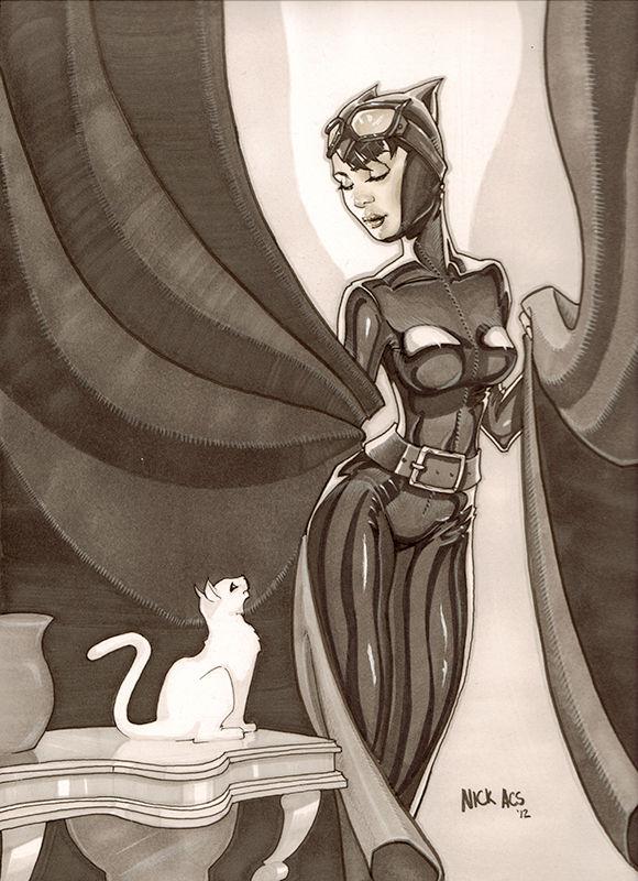 Catwoman - Nick Acs