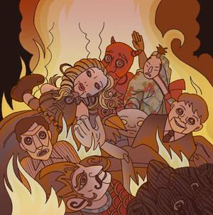 The Ventriloquist's Pyre
