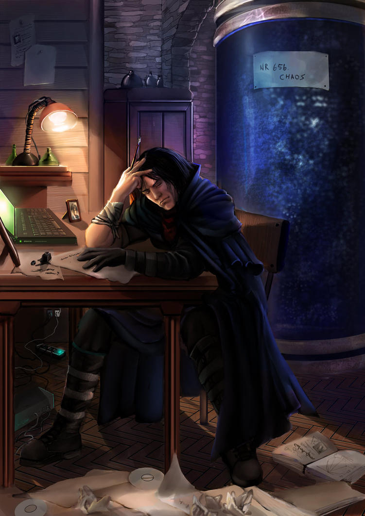 a letter to my son by calistolynn on DeviantArt