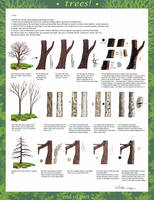 tree tutorial part 2 by calisto-lynn