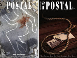 postal 3 and 4 covers by calisto-lynn