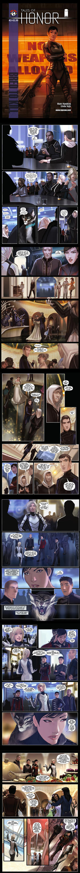 Tales of honor vol 2 issue 2 previews by calisto-lynn