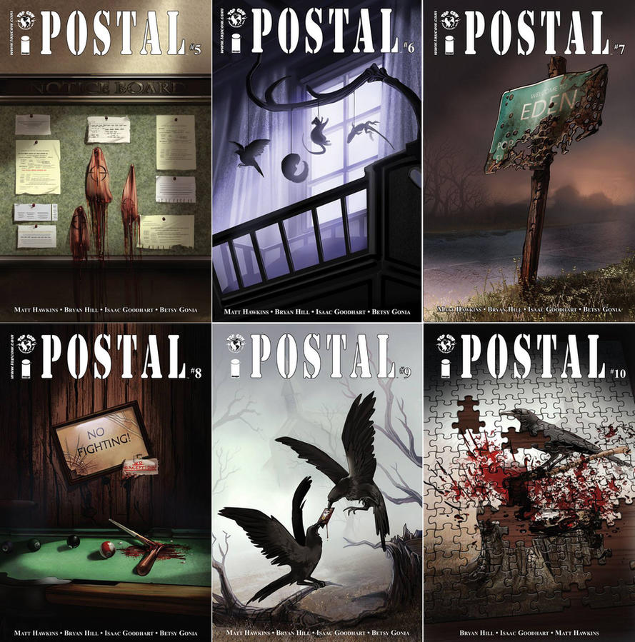 just a bunch of postal covers i did by calisto-lynn